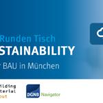 BMS Digitalisierung nachhaltige Bauprodukte News-Einladung BAU2019